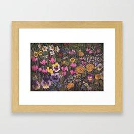 Aprile - April Framed Art Print