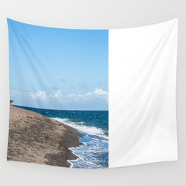 Sea Kayak Pointed East Wall Tapestry