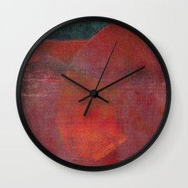 Ricordi dell'Infanzia: Il Calore Venuta Dalla Cucina Wall Clock