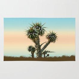 Sunrise Cactus Rug