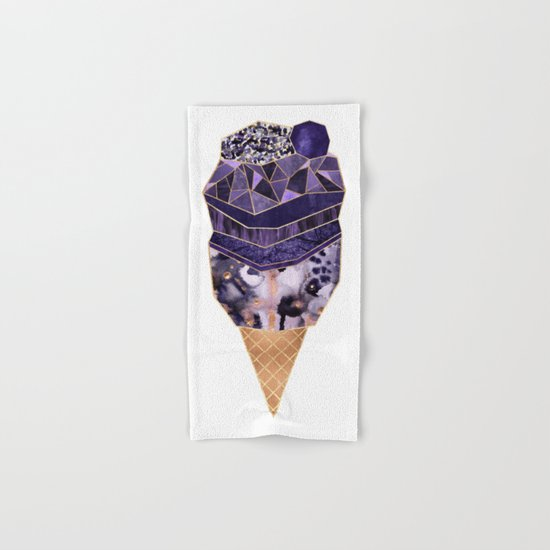 Ice Cream 1 Hand & Bath Towel
