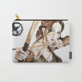 Mockingjay. Katniss Everdeen. Carry-All Pouch