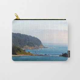 Coastline #4 Carry-All Pouch