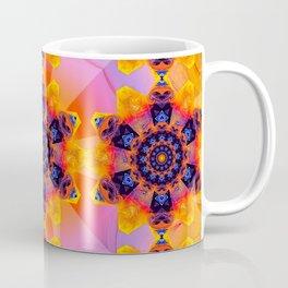 Windmill Mandala Coffee Mug