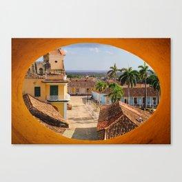 View of Trinidad Canvas Print