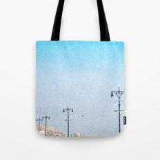 Brooklyn's Eiffel Tower Tote Bag