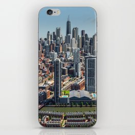 Beautiful Chicago iPhone Skin