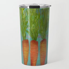 Carrots Upright Travel Mug