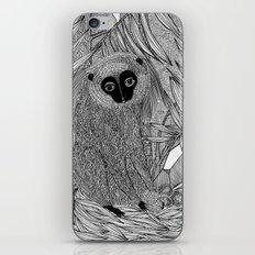 manki manki iPhone & iPod Skin