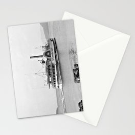 Ticonderoga Side Wheeler Steamboat Stationery Cards