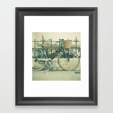 Day-Tripper Framed Art Print