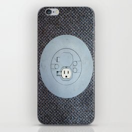 Outlet 3 (Pods) iPhone Skin