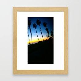 Palmas HB Framed Art Print