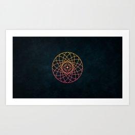 Mysterious Dream Art Print