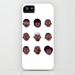 Samojis iPhone Case