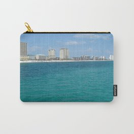 Florida beach and coast Carry-All Pouch