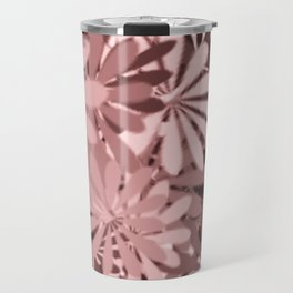 In The Tropics LIGHT PINK Travel Mug