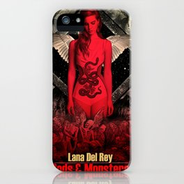 Gods & Monsters iPhone Case
