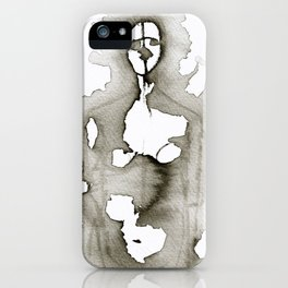 Casual Flame iPhone Case
