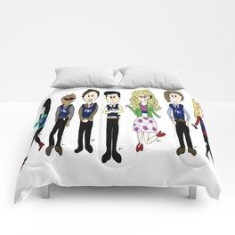 Criminal Minds BAU team Comforters