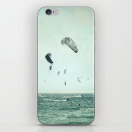 Tarifa beach iPhone Skin