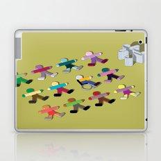 Break the mold (handicap) Laptop & iPad Skin