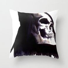 Le Mort Throw Pillow