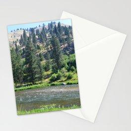 Payette River Scene ~ I Stationery Cards