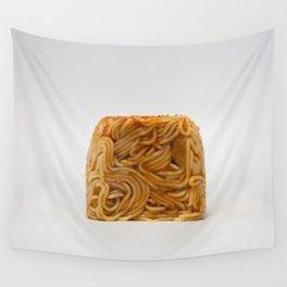 Spaghetti Lunchbox Wall Tapestry