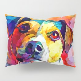 Jack Russell Terrier Pillow Sham