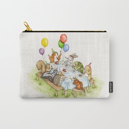 Birthday Party Picnic Carry-All Pouch