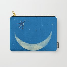 Moon Skater Carry-All Pouch
