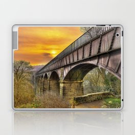 Llangollen Aquaduct Laptop & iPad Skin