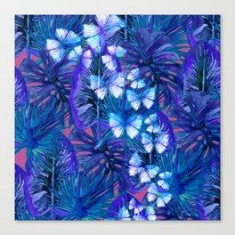 My Tropical Garden 7 Canvas Print