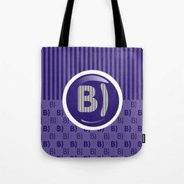 Indigo Writer's Mood Tote Bag