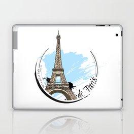 de Paris Laptop & iPad Skin