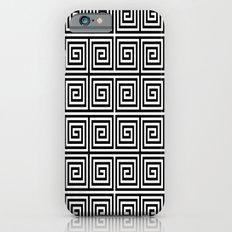 Acropolis 1 Black Slim Case iPhone 6s