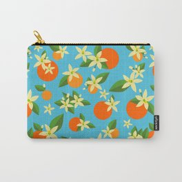 Orange Blossom Daydreams Carry-All Pouch