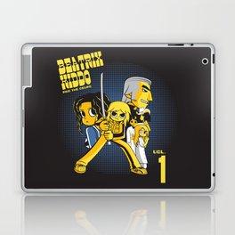 Beatrix Kiddo Vs The De.Vas Laptop & iPad Skin