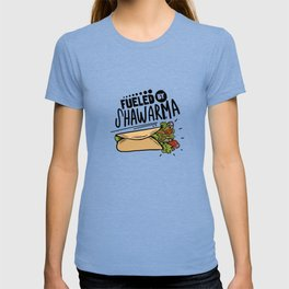 Fueled By Shawarma T-shirt