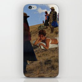 Honey, I've found a Perfect Spot for Gentrification iPhone Skin