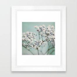 flowers VI Framed Art Print