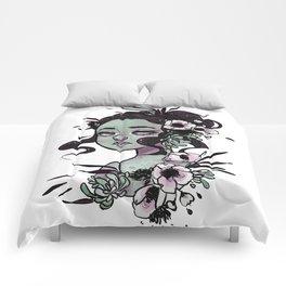 Obsidian Comforters