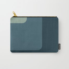 Trendy color palette Carry-All Pouch