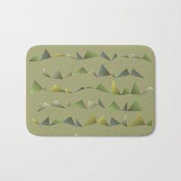Musical Mountains 1 Bath Mat