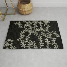The Rice Pattern Rug