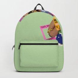 we grab back Backpack