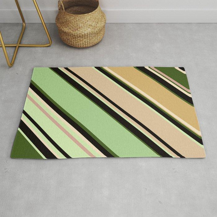 Striped pattern, diagonal.Brown, beige