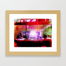 Performance Framed Art Print