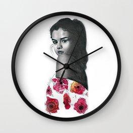 Gomez Wall Clock